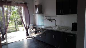 Location saisonnière Belle villa moderne équipée pour 4 personnes à 500m des plages du Grau d'Agde.